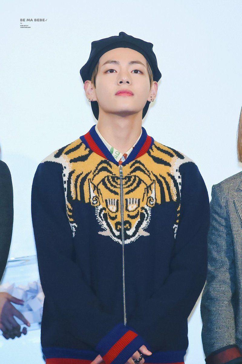 BTS Vu0026#39;s Fashion Has Come A Surprisingly Long Way Since His Debut - Koreaboo