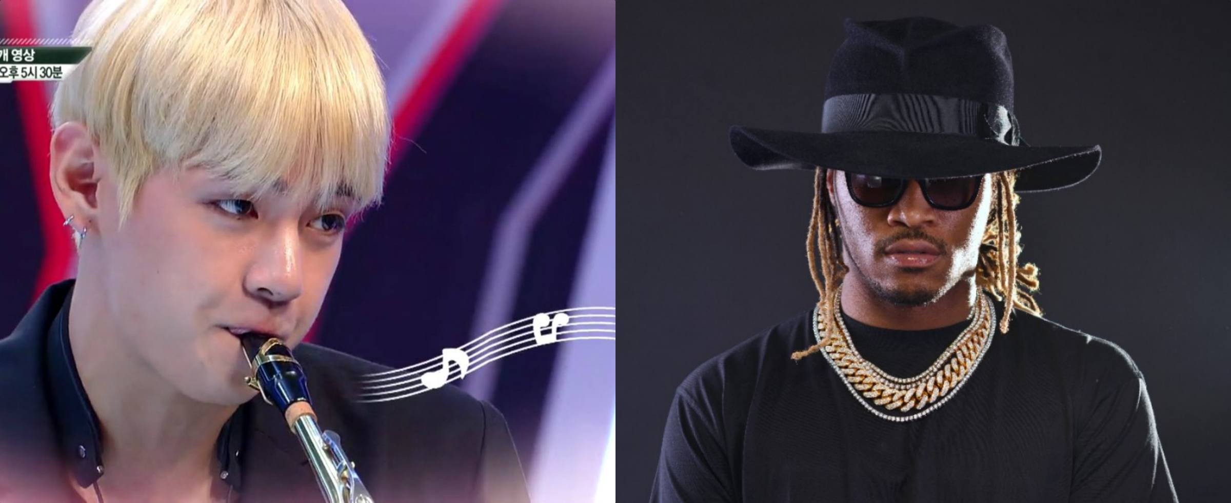 American Rapper Future Shares Video Of BTSs V and Jimin