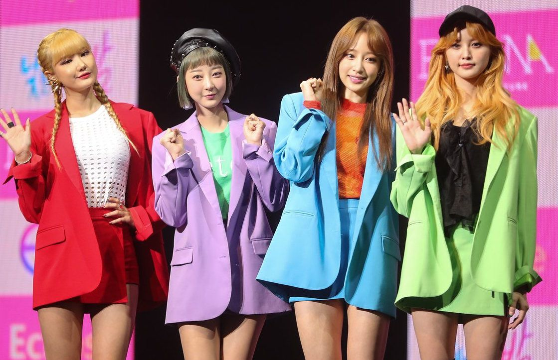 EXID Reveal How They Distribute Income Among Members