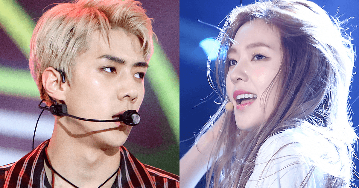 EXO and Red Velvet Confirmed For 2017 Dream Concert
