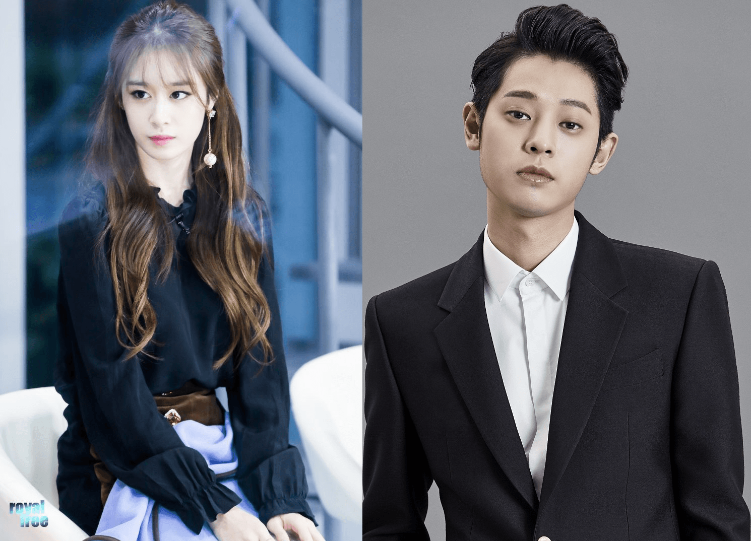 T-ARA Jiyeon and Jun Joon reportedly in relationship, denied by MBK Entertainment