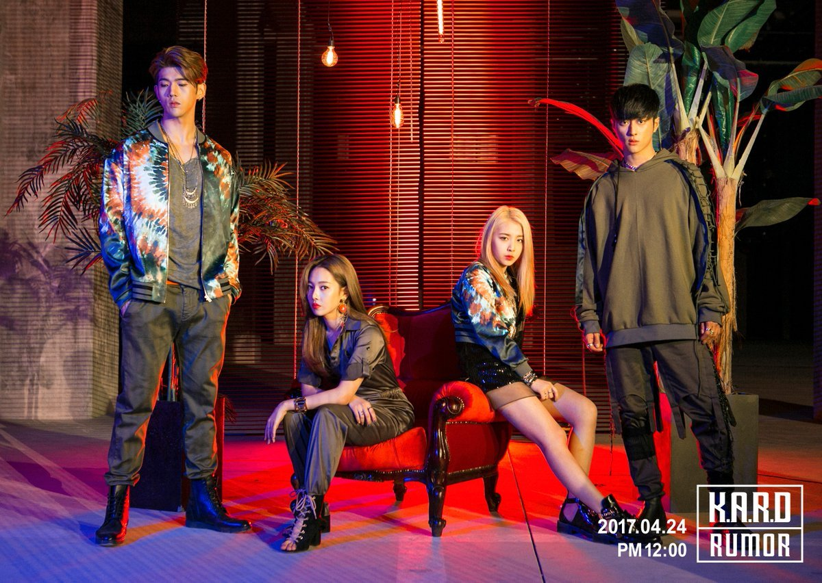KARD completely sells out entire tour in Brazil