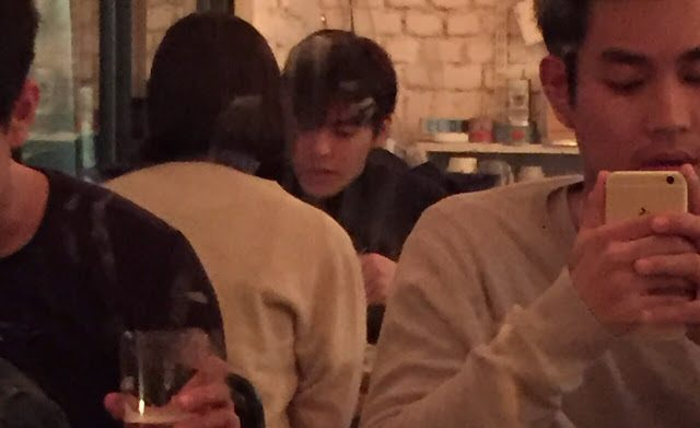 Kim Woo Bin spotted on a date with Shin Min Ah