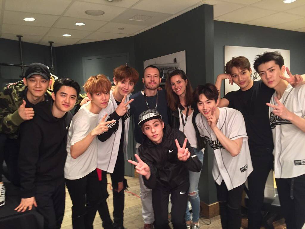 Choreographer Tony Testa Sends Congratulations To EXO For Massive LA Concert