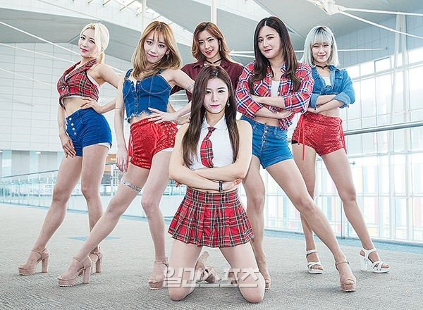 A New Sexy Girl Group Lux To Debut In May  Koreaboo-6761