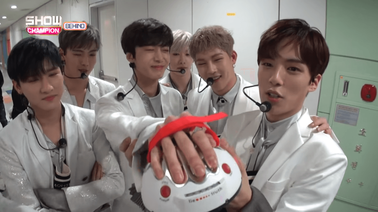 MONSTA Xs Hyungwon and Shownu Talk About The First Time They Watched Porn