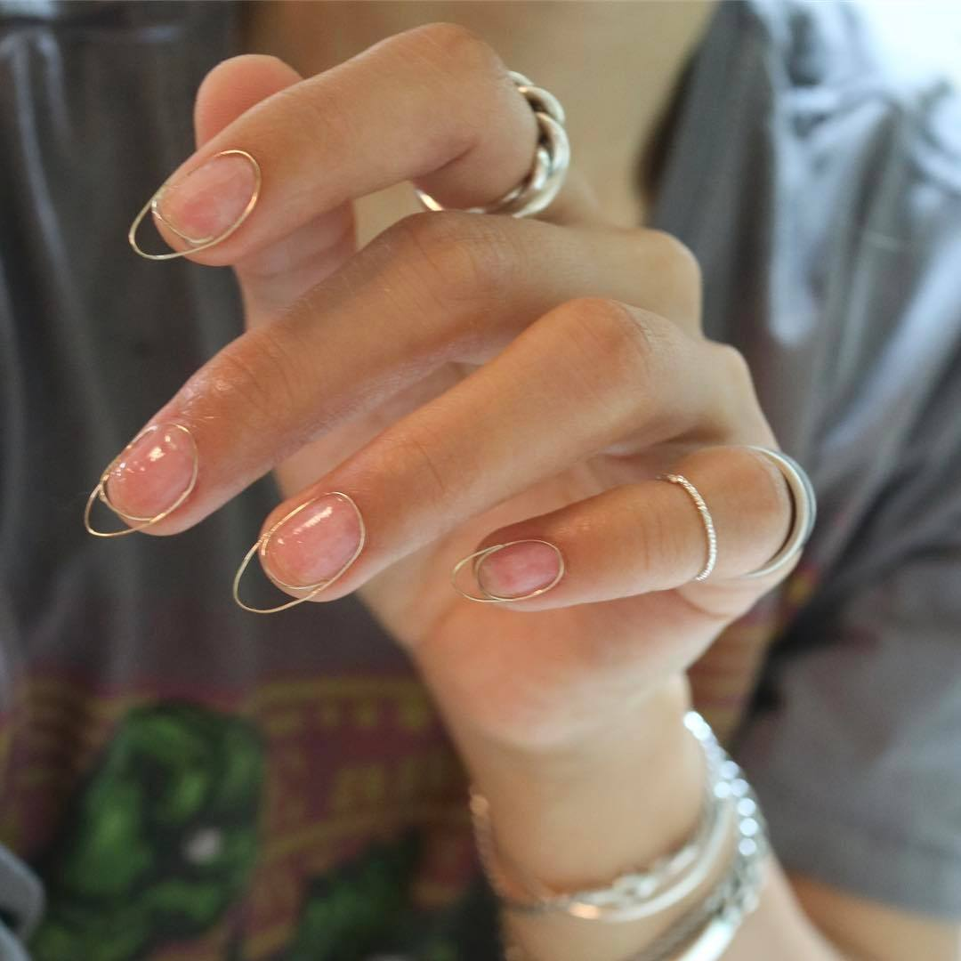 Wearing Nail Art Made Of Metal Is Seoul S Hottest Fashion Trend Koreaboo