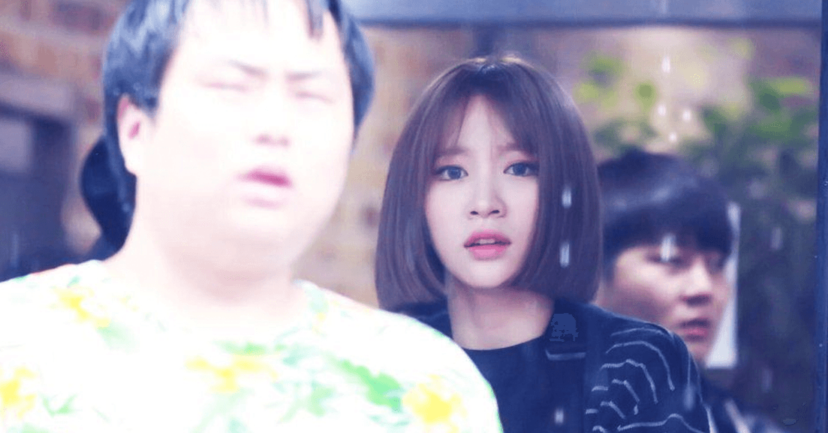 EXID Hani Did This When She Saw Her Fans Waiting Outside The Pouring Rain