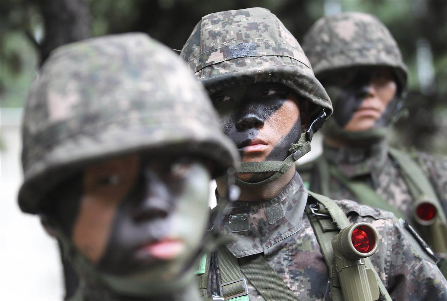 Phone Recordings Leaked Of Korean Military Official Interrogating Gay Soldiers