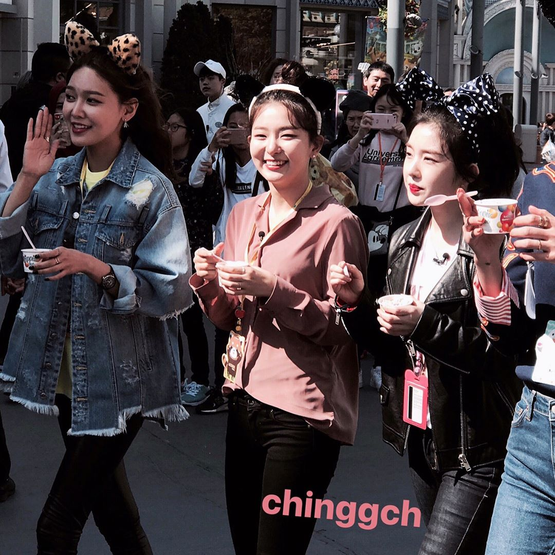 Sooyoung, Seulgi and Irene spotted on cute and totally relatable Everland date