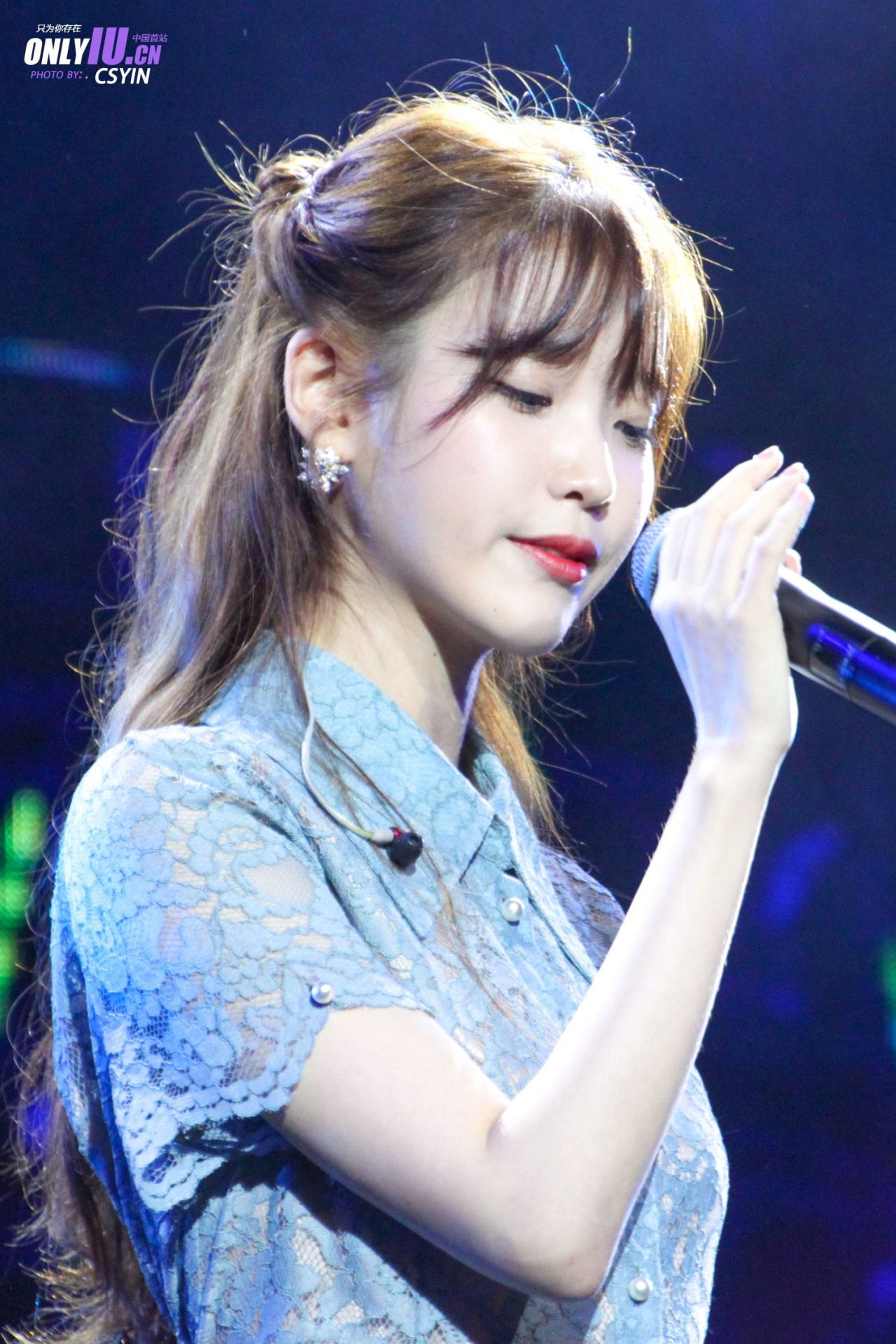 8 Times Iu Changed Her Hairstyle Completely Koreaboo