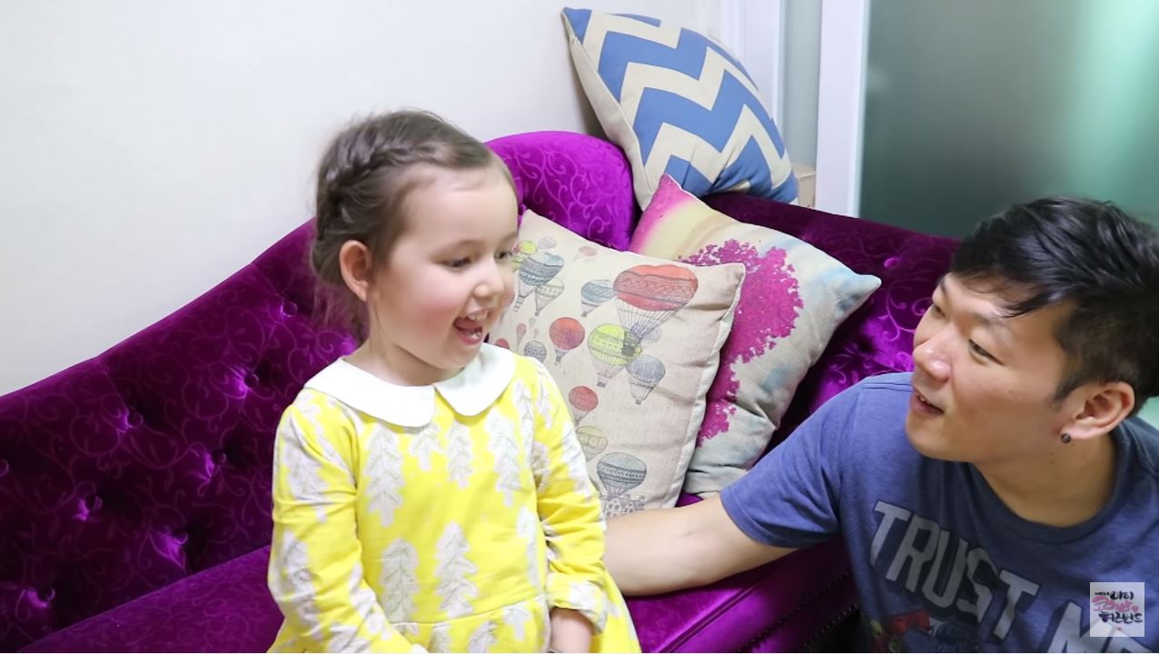 An Interview With The Most Famous 4 Year Old VIP In The World