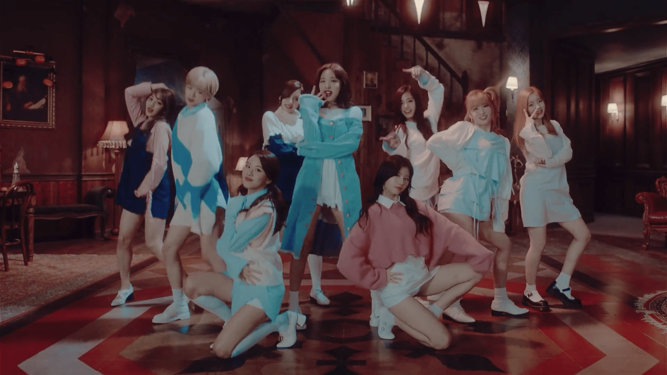 Korean soldiers love dancing to these TWICE songs