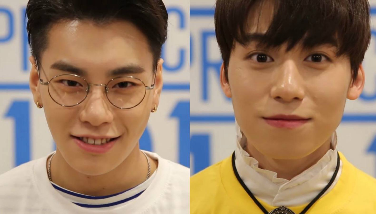 Two Produce 101 Season 2 Contestants Become Recognized For Their Gorgeous Lips
