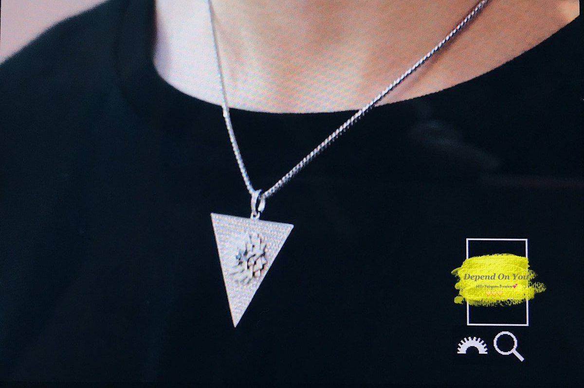 GOT7 Wears Mysterious Necklaces With Secret Meaning - Koreaboo