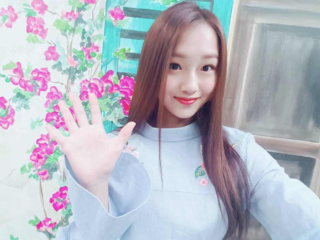 Kriesha Chu announces her first concert performance in Philippines