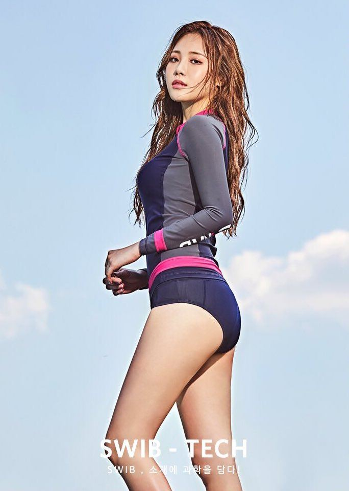 Girl's Day Yura Takes It Off And Reveals Her Bikini Body ...