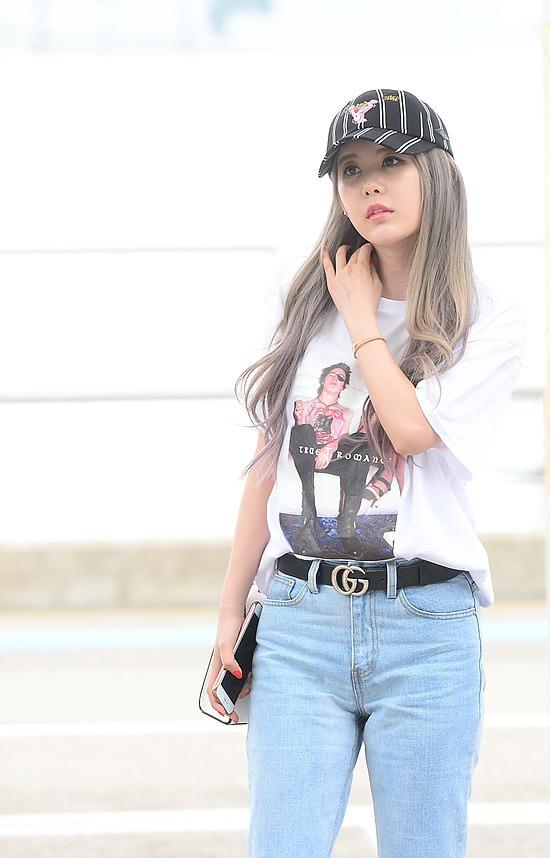 Eunjung ara dating on earth 7