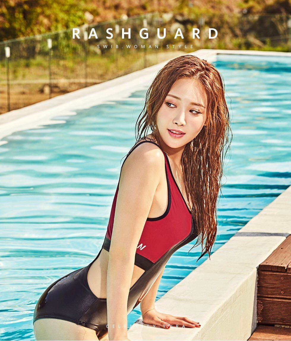 Image result for girl's day yura bikini