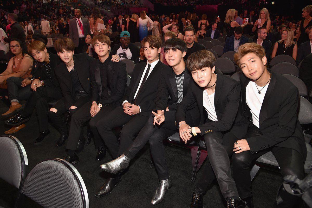 Bts Wants To Perform At The 2018 Billboard Music Awards Koreaboo