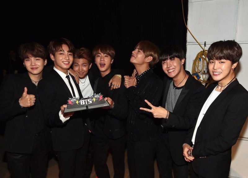 Relive BTSs Full Acceptance Speech For Top Social Artist Award At The Billboard Music Awards