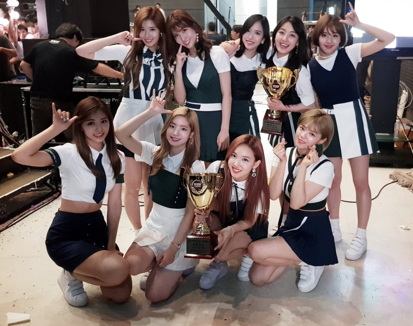 Heres what the TWICE members did with their first paychecks