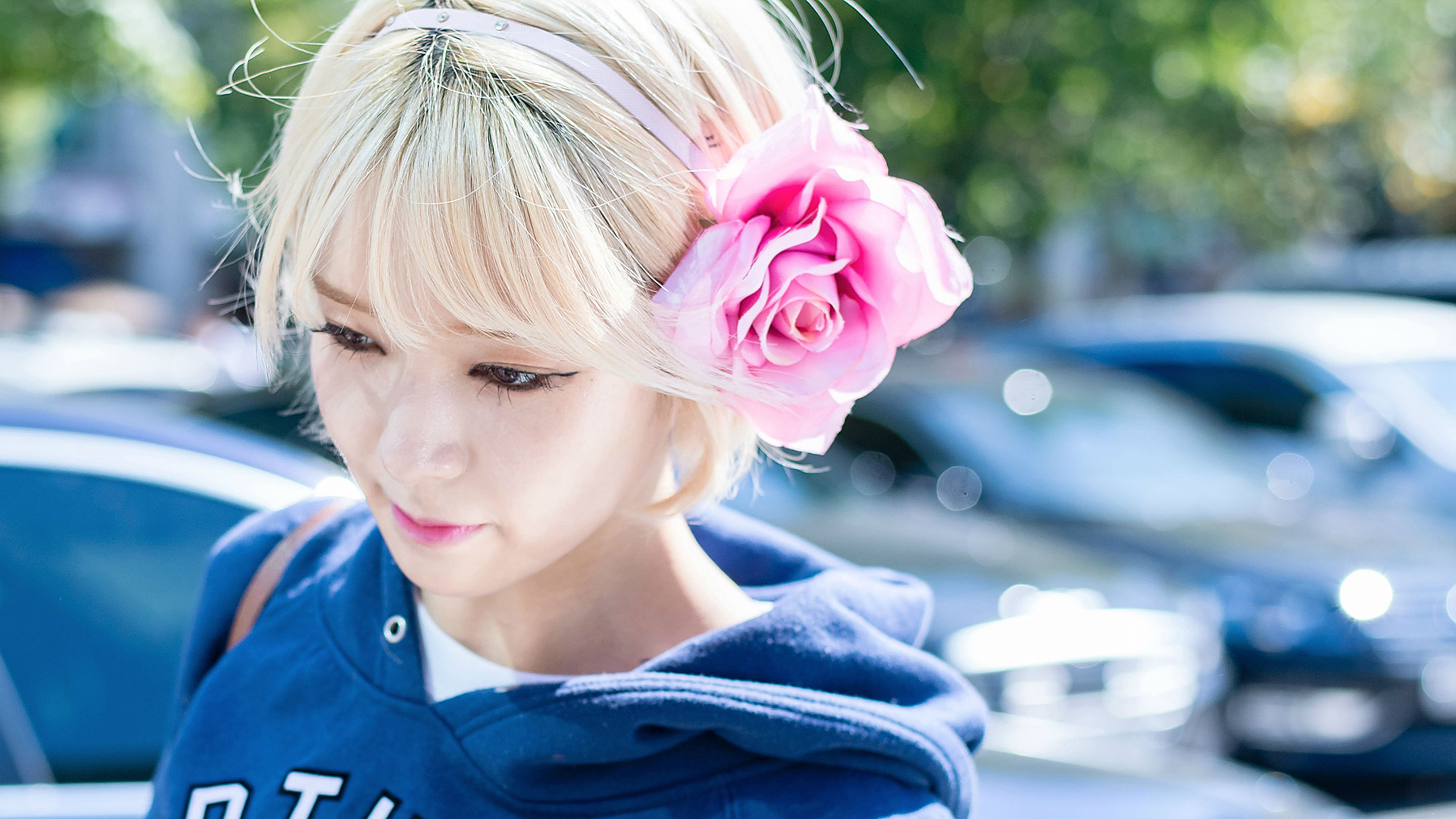 Choa Addresses Her Recent Break From AOA Promotions
