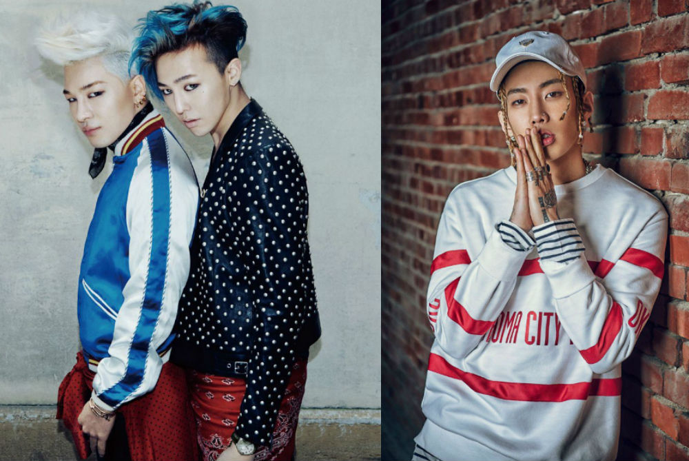 G-Dragon, Taeyang, and Jay Park Were Supposed To Debut As A Trio