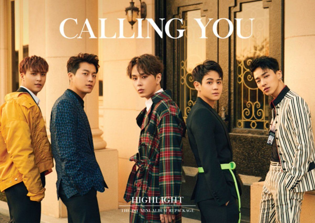 Highlight Releases Music Video For Calling You