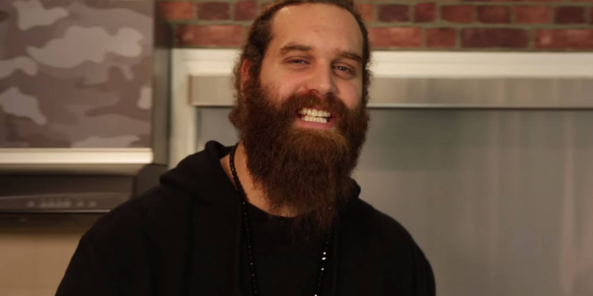Epic Meal Time Harley Morenstein claims to be Jimin's new Fanclub President