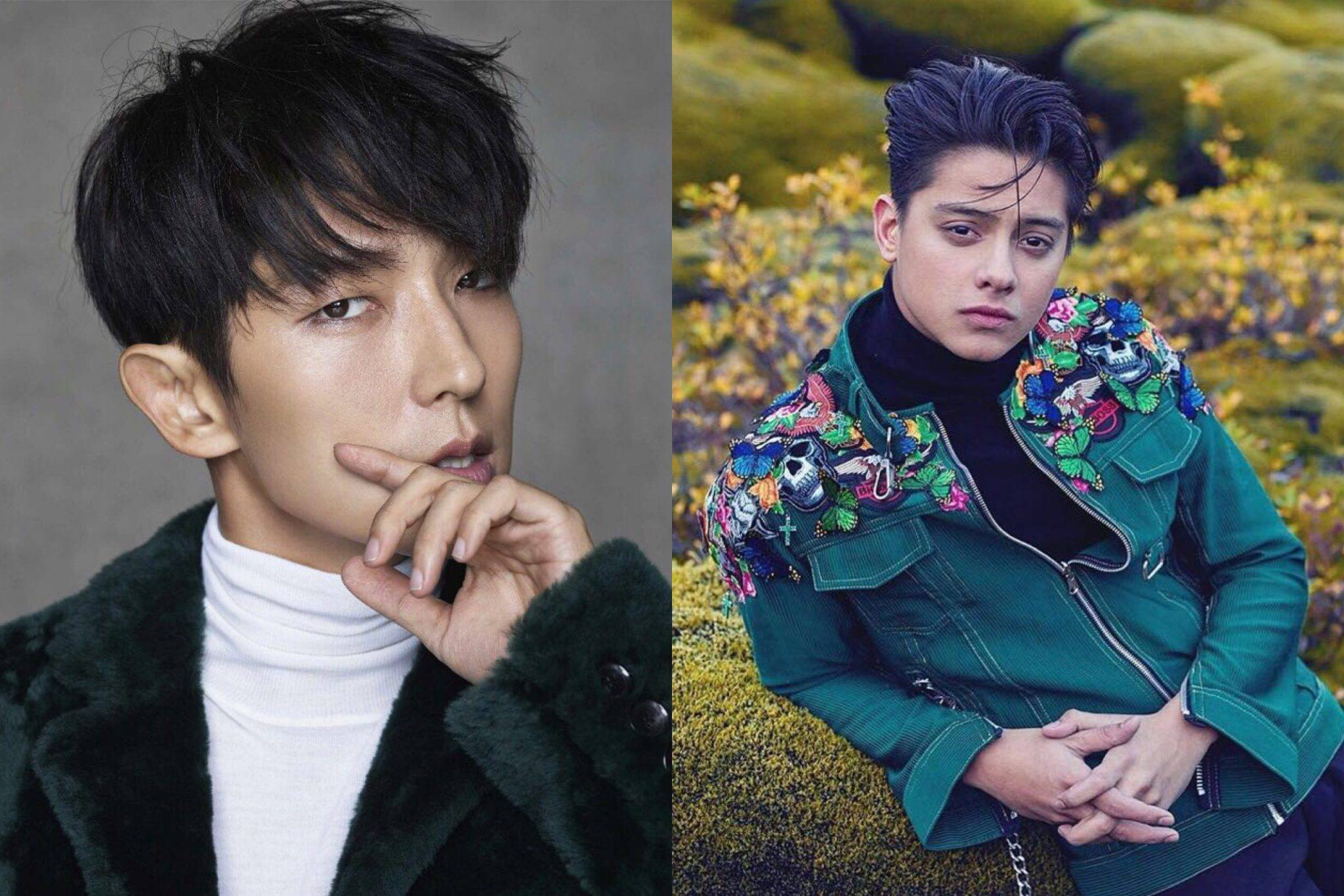 K Drama Celebrities And Their Filipino Celebrity
