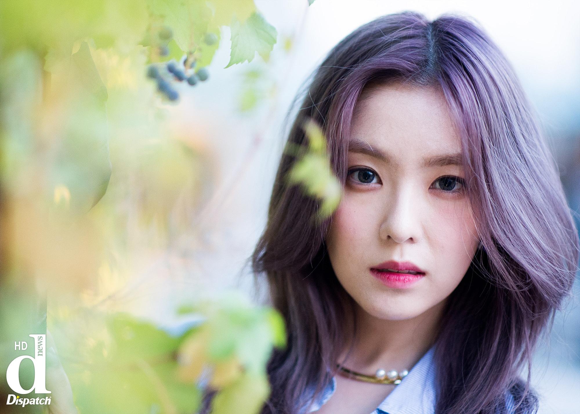 Irene Reveals The Secret To Her Signature Eye Makeup