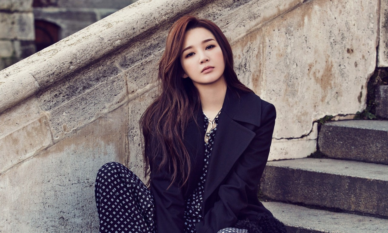Davichi Kang Min Kyung Fires Back At Haters On Instagram