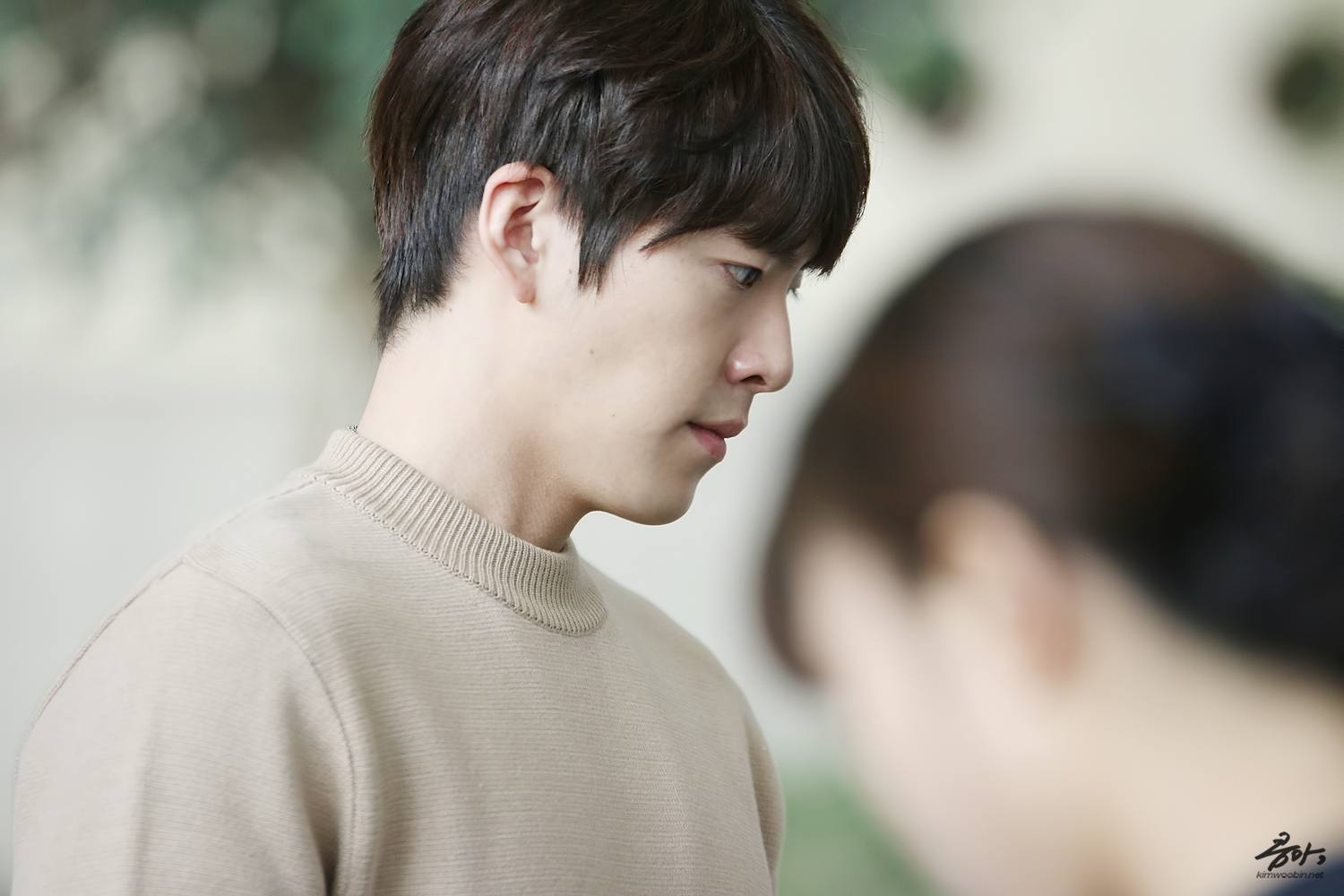 Despite The Fact That No One Knew About His Cancer Diagnosis Kim Woo Bin Didnt Want To Hide Anything From Public