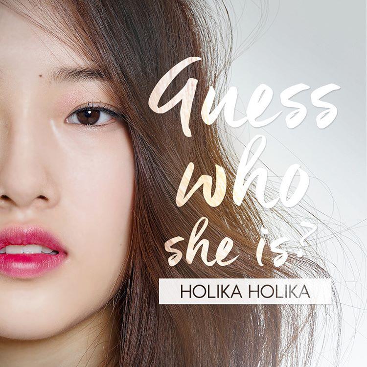 Kriesha Tiu lands her first modelling Job with Korean brand HOLIKA