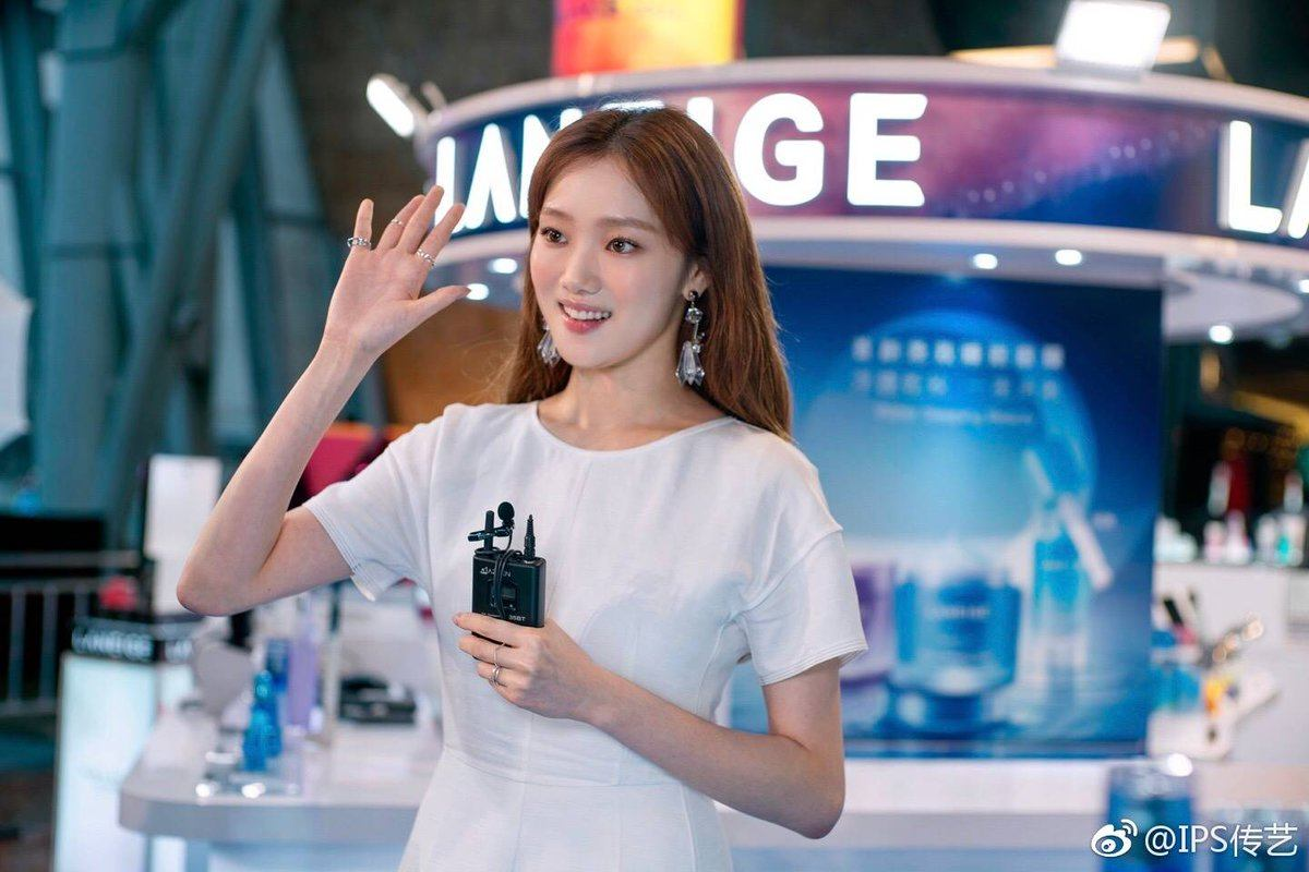 Lee Sung Kyung makes first public appearance since dating news