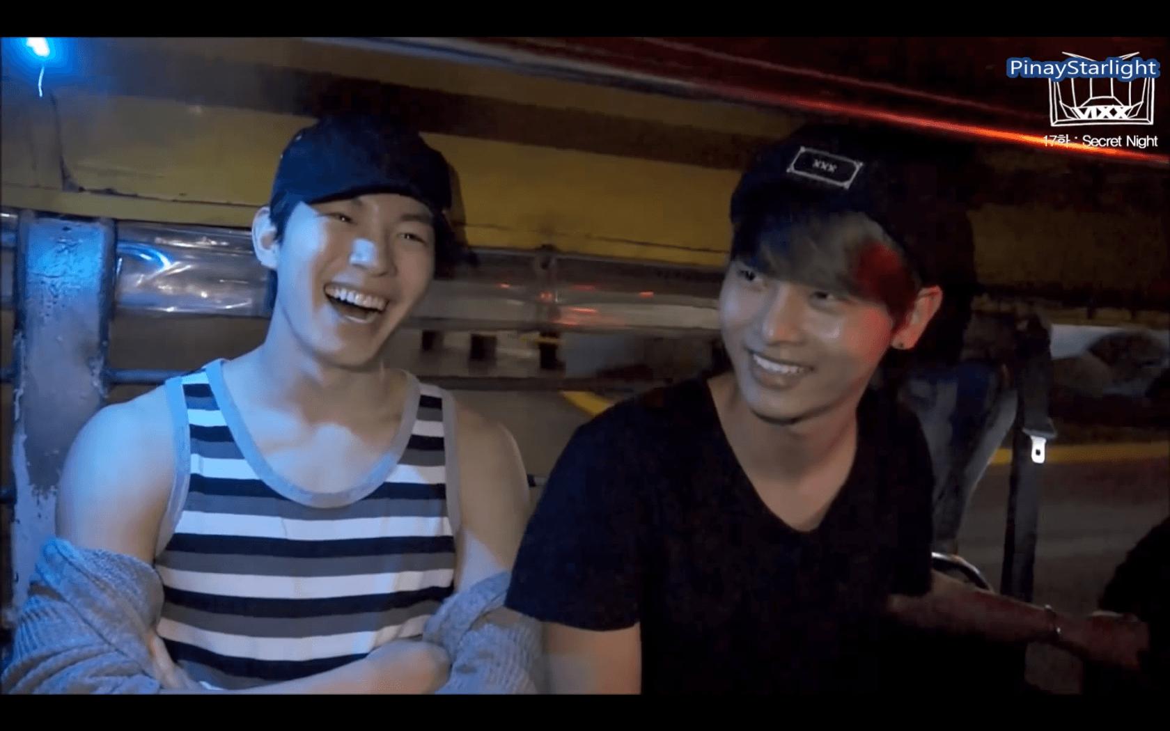 Video Emerges Of VIXX Riding A Filipino Jeepney