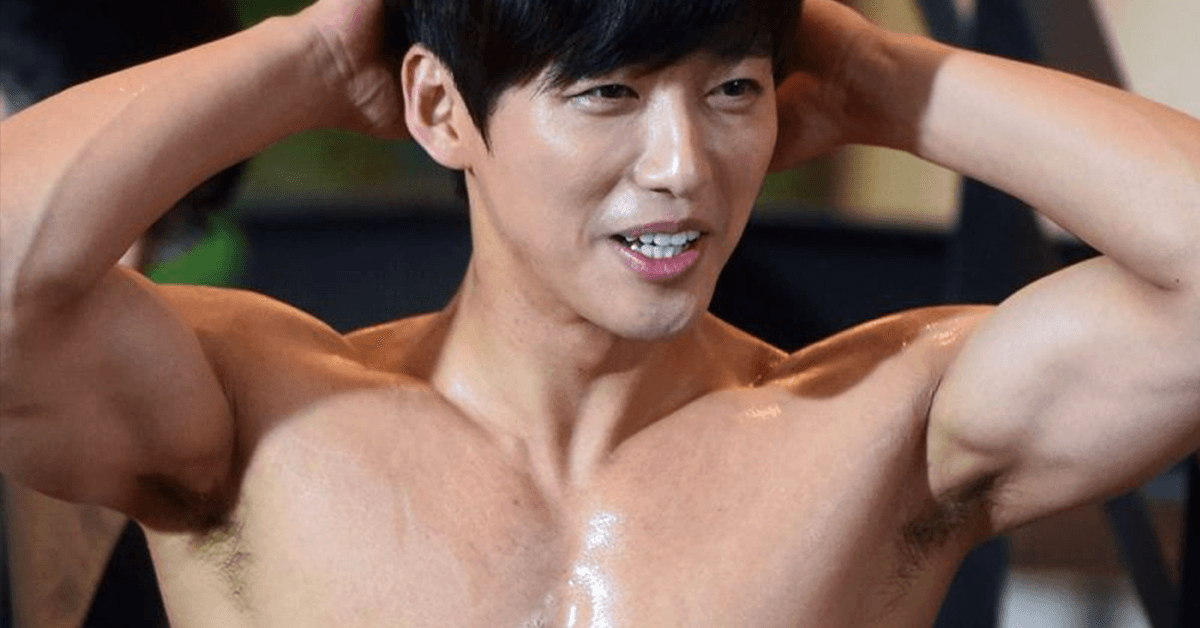 These Are Koreas TOP 11 Sexiest Actors Over 30 Years Old