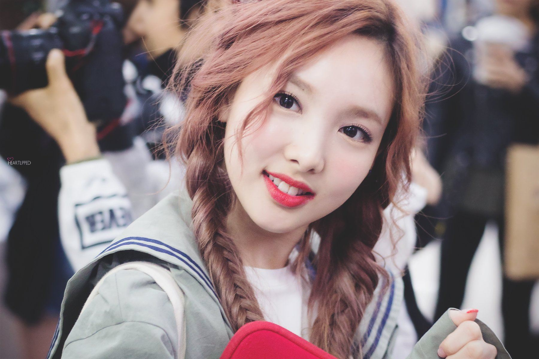 TWICE Nayeon Just Dyed Her Hair Pink, Heres What She Look Like