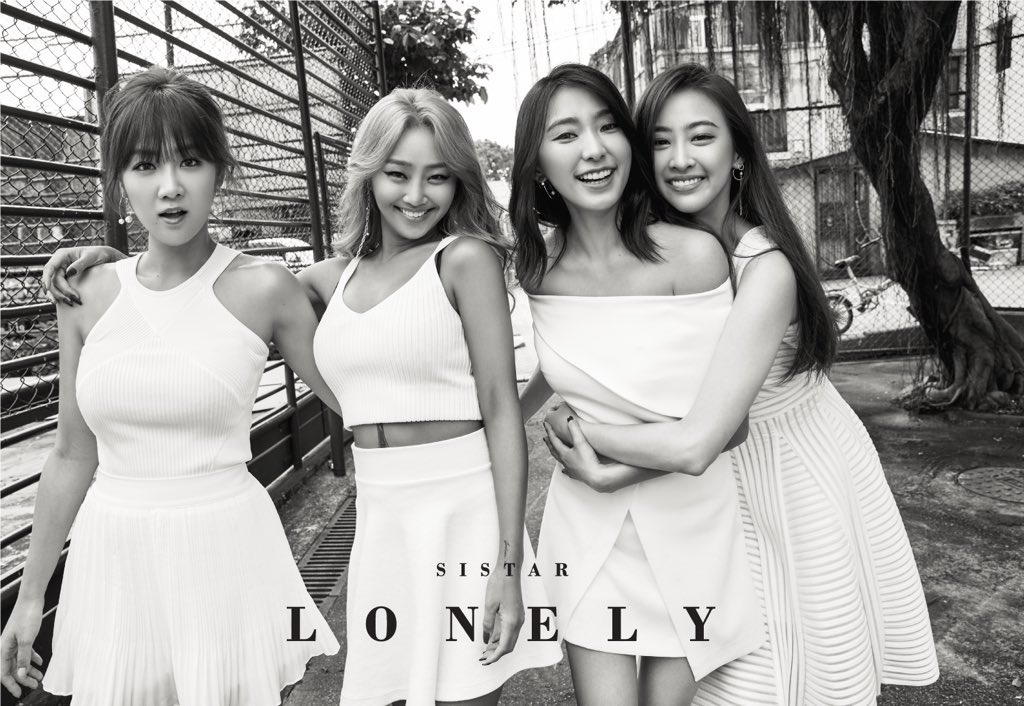 SISTAR Releases Their Final Music Video Lonely