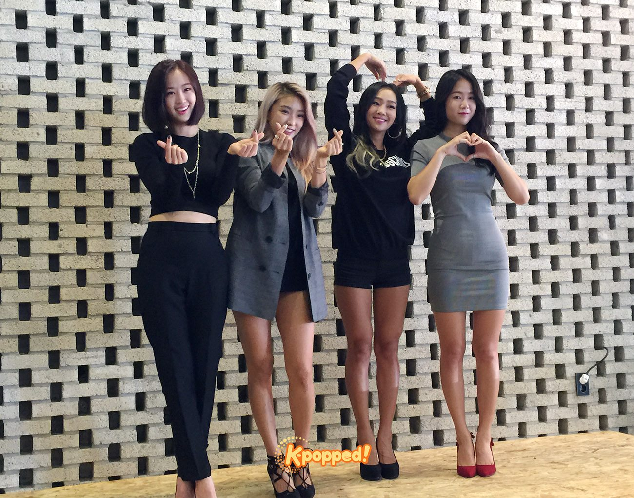 SISTAR Confirms Their Final Group Activities