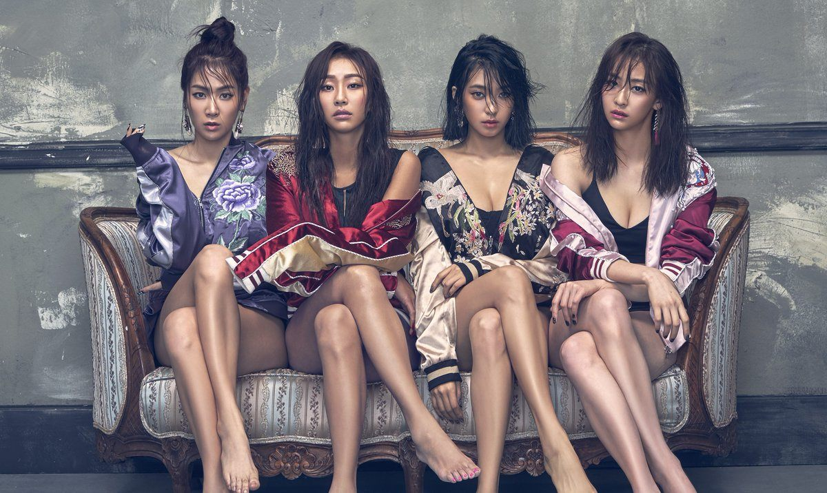 SISTAR's first photoshoot since disbanding is surprisingly sexy