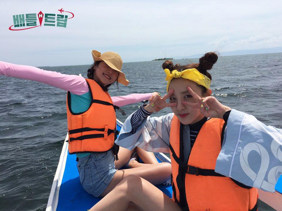 Heres What Sandara Park Does When Shes In The Philippines
