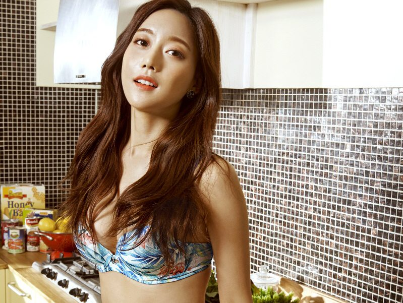 Former Girl Group Member Shows Off Her Sexy Body In Lingerie Photoshoot