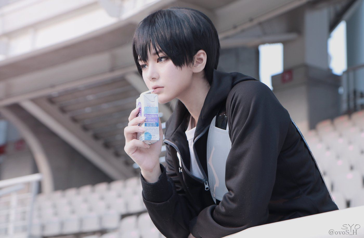 This Korean Woman Can Cosplay Some of Animes Most Iconic Male Characters