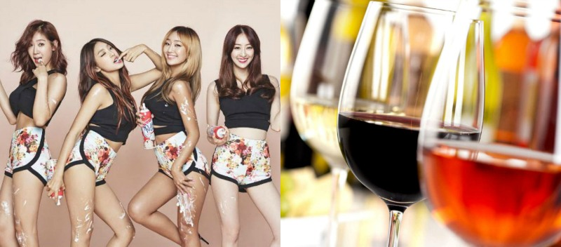 Black Eyed Pilseungs Rado Compares TWICE And SISTAR To Beverages