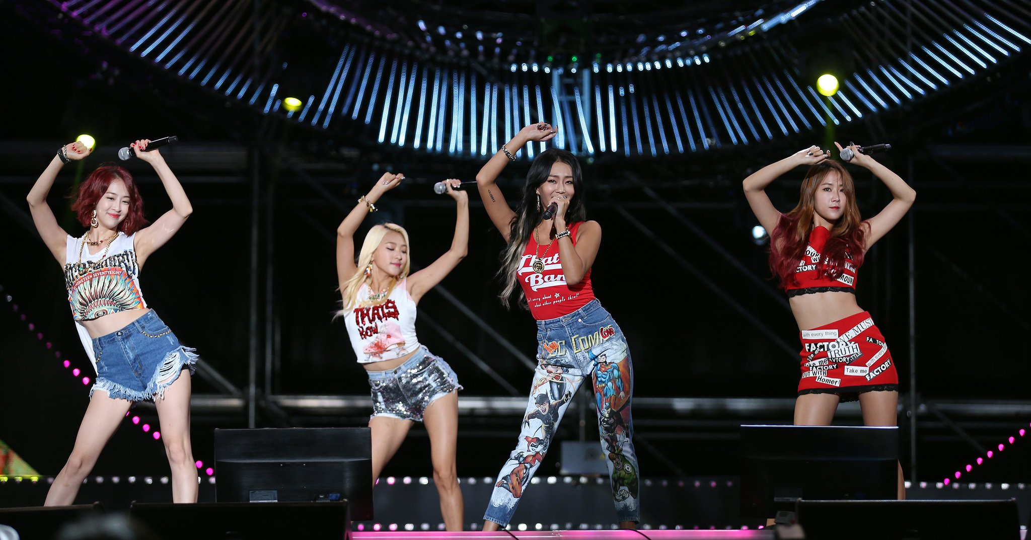 [★BREAKING] SISTAR Reported To Be Disbanding After 7 Years