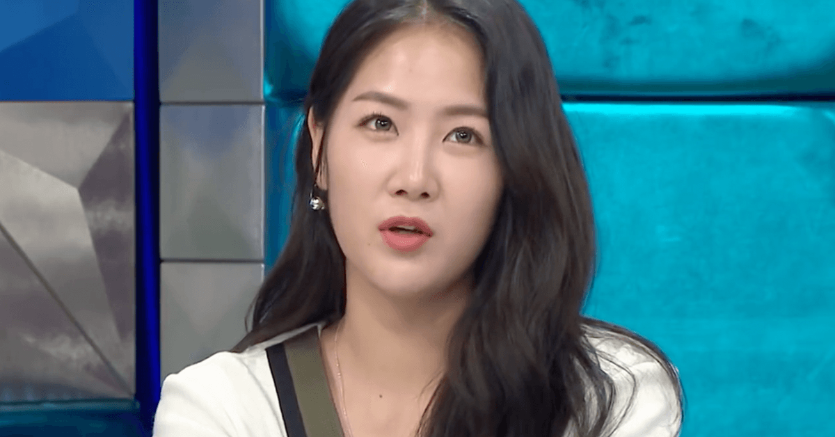 SISTARs Soyou Used To Style 4MINUTE and Highlights Hair