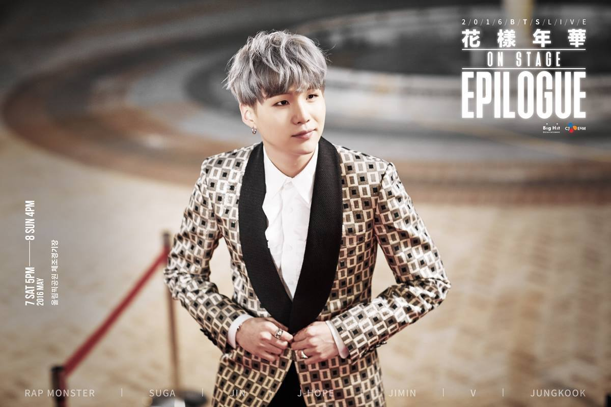 Suga Receiving Attention For Looking Exceptionally Swag Wearing Suits