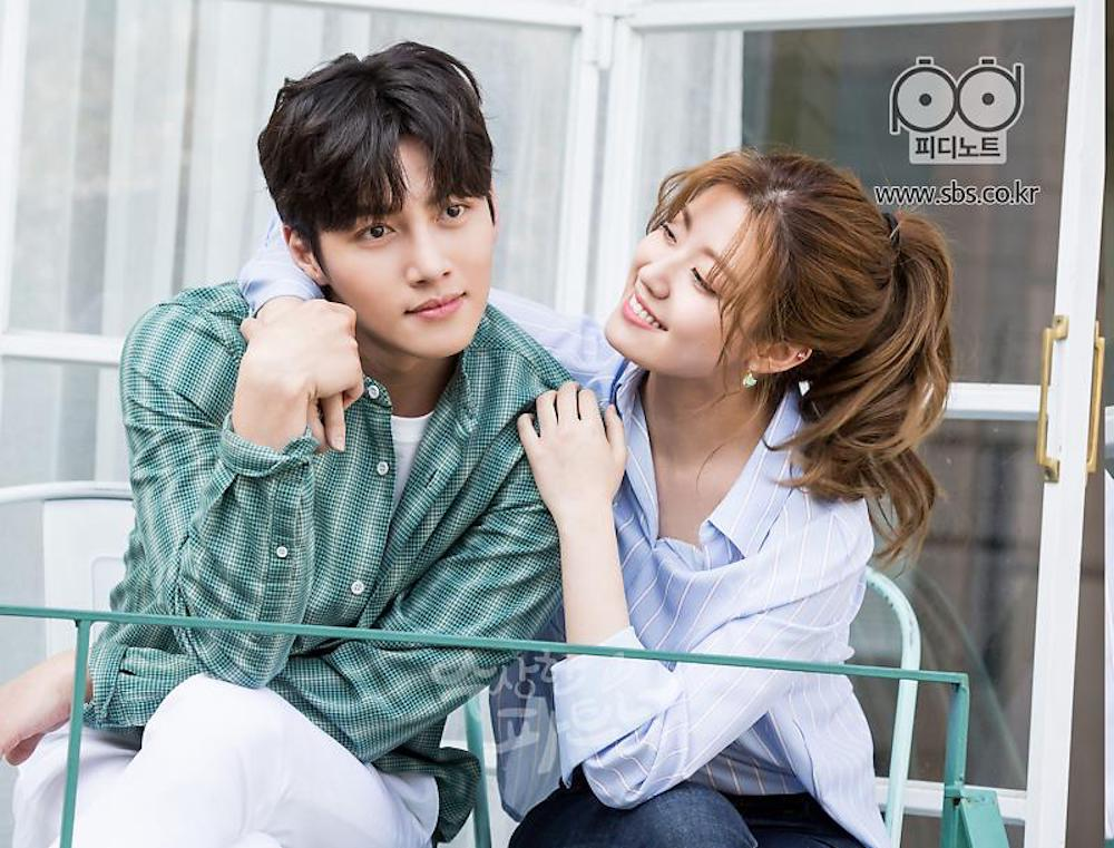 Nam Ji Hyun And Ji Chang Wooks Off-Screen Behaviour Will Make You Think Theyre a Real Life Couple